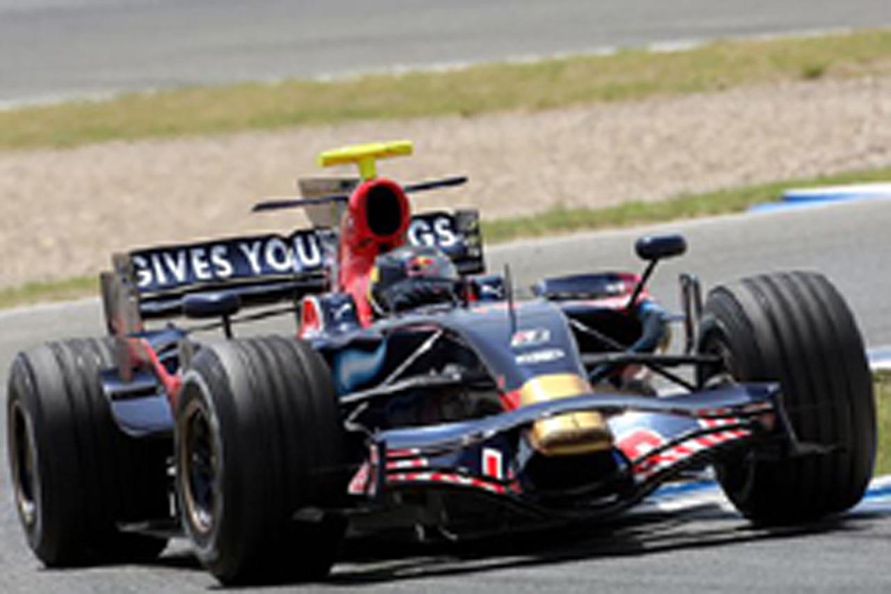 F1ヘレステスト初日:セバスチャン・ベッテルがトップタイム
