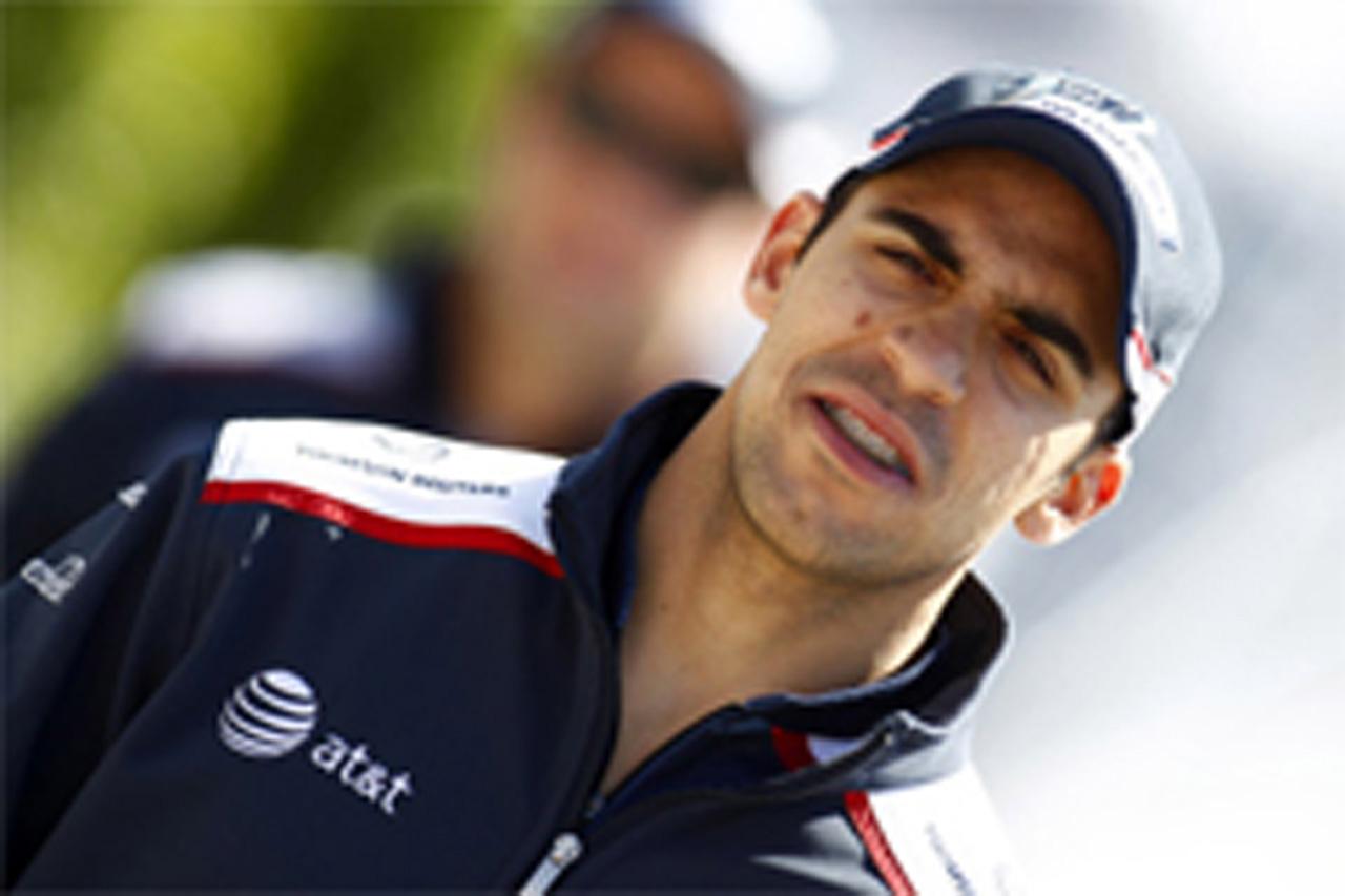 パストール・マルドナド:F1スペインGPプレビュー