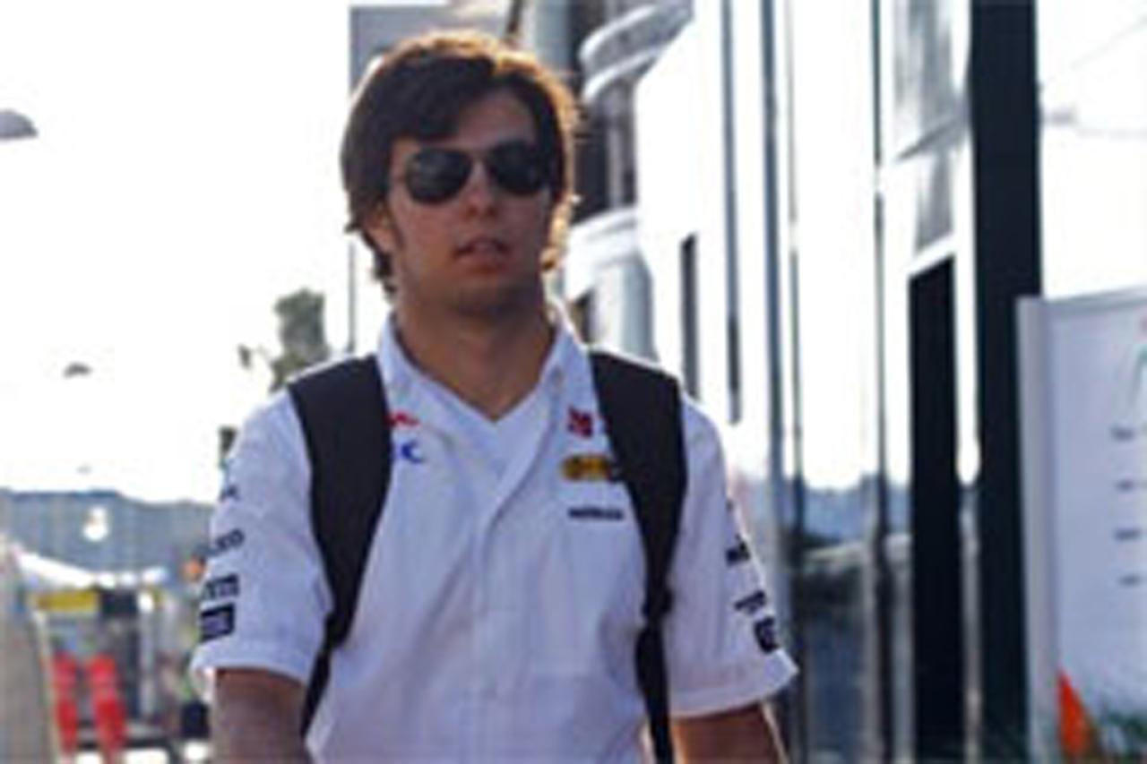 セルジオ・ペレス、F1カナダGP出場にゴーサイン