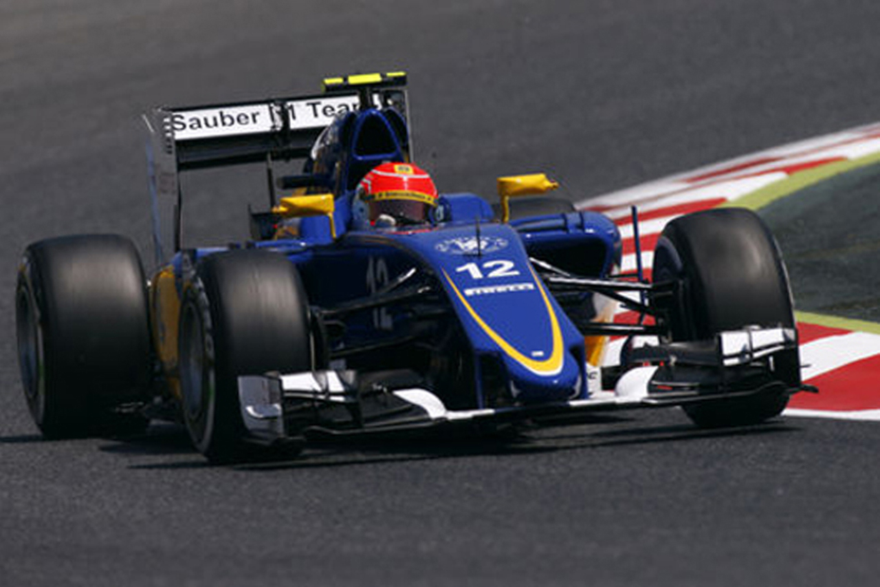ザウバー:F1スペインGP 初日のコメント
