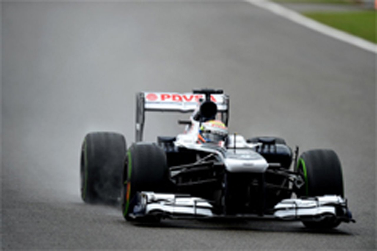 ウィリアムズ:2台ともQ1で敗退 / F1ベルギーGP 予選