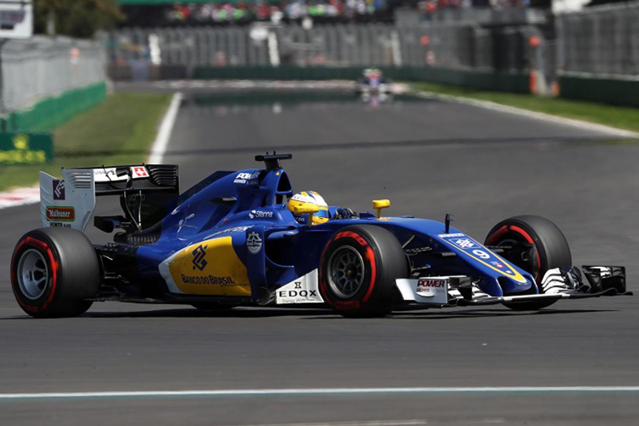 ザウバー:マーカス・エリクソンがQ2進出 / F1メキシコGP 予選