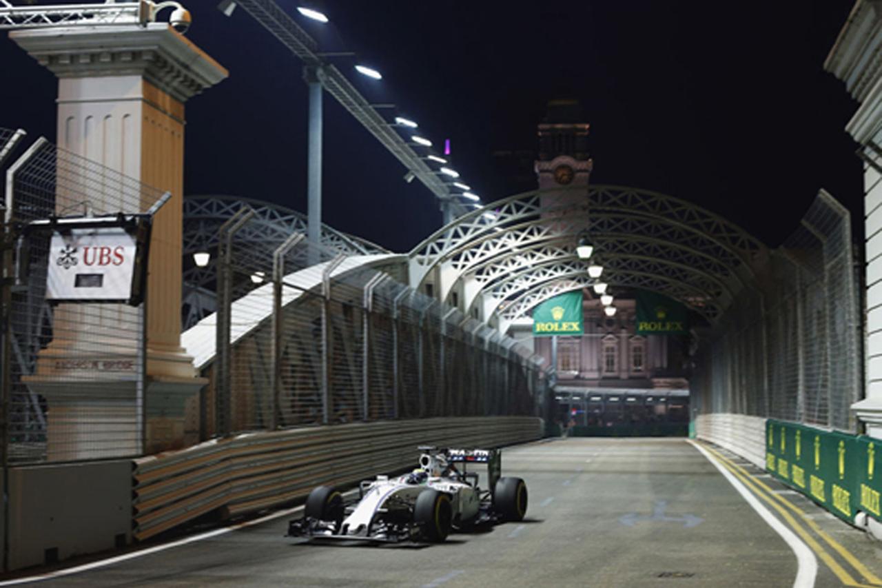 ウィリアムズ:苦しみながらもQ3進出 / F1シンガポールGP 予選