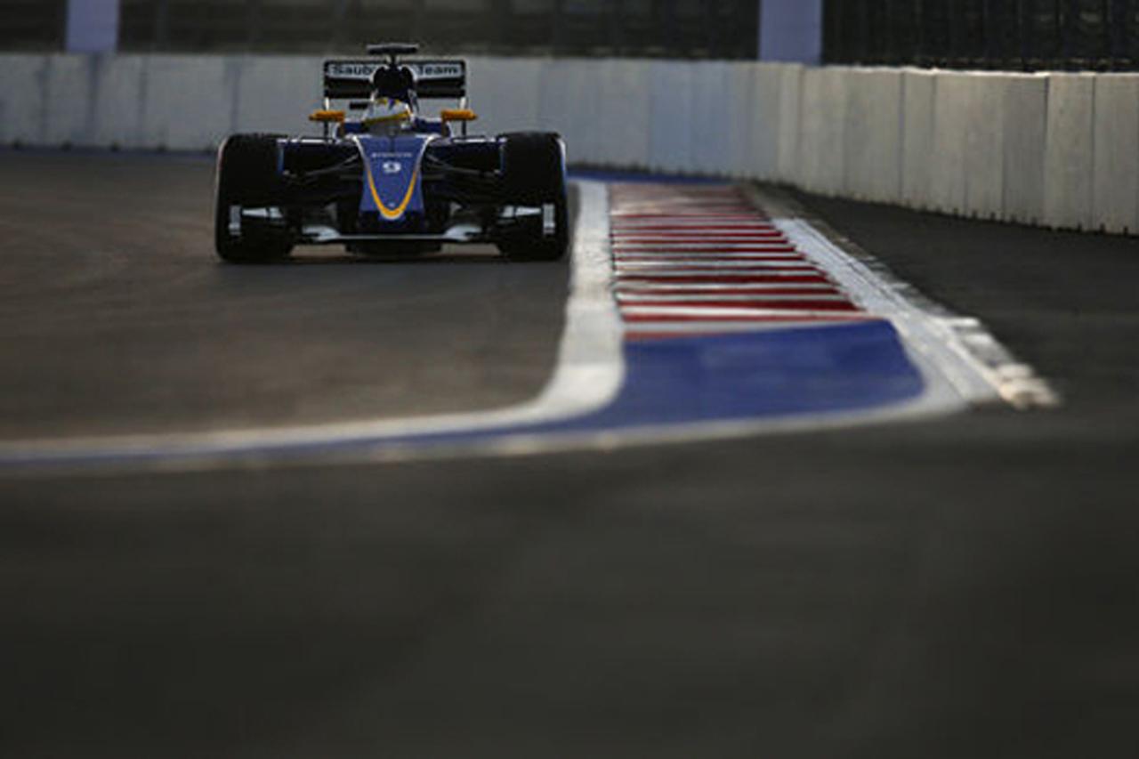 ザウバー:F1ロシアGP 初日のコメント