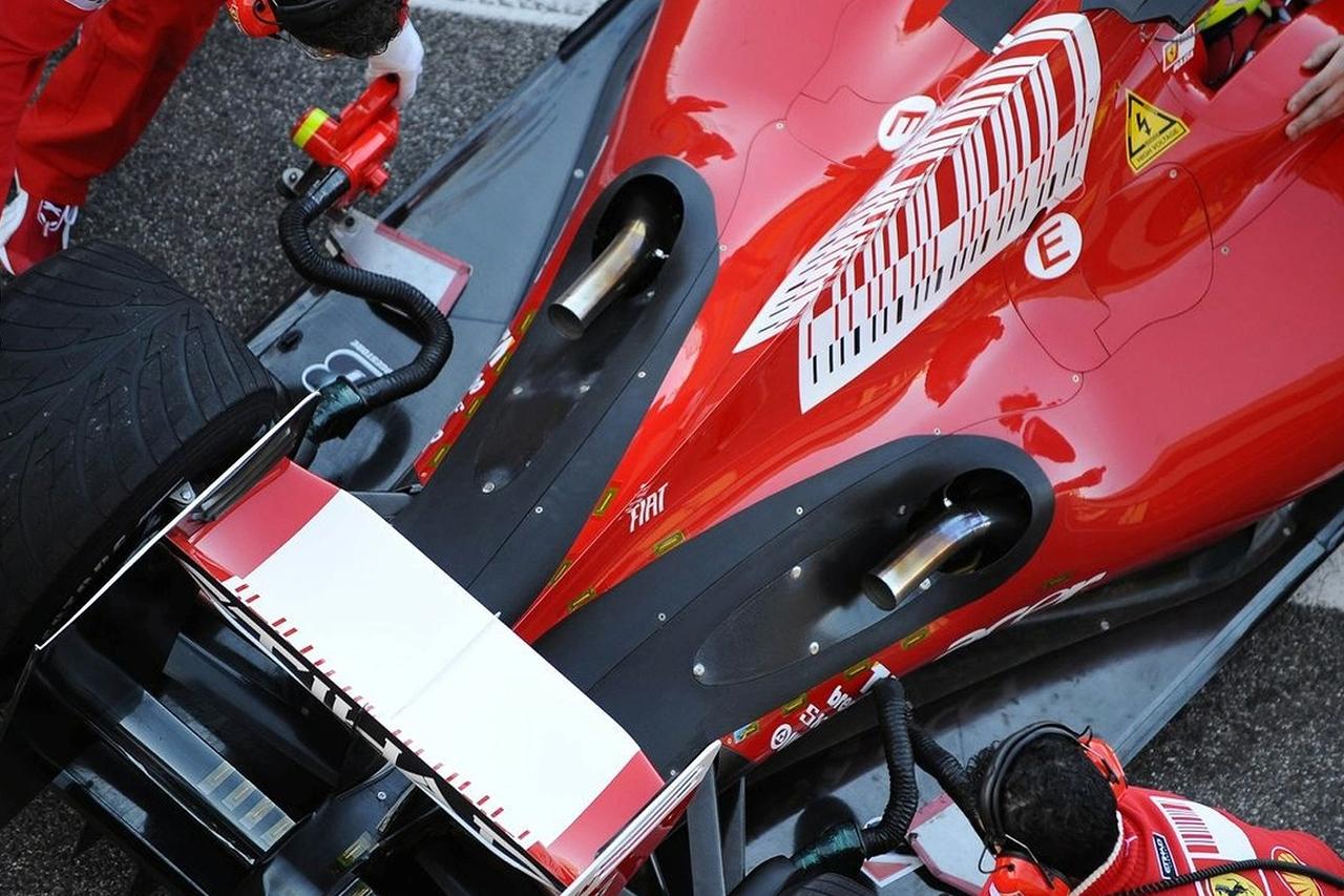 F1チーム、ミニKERSを開発か