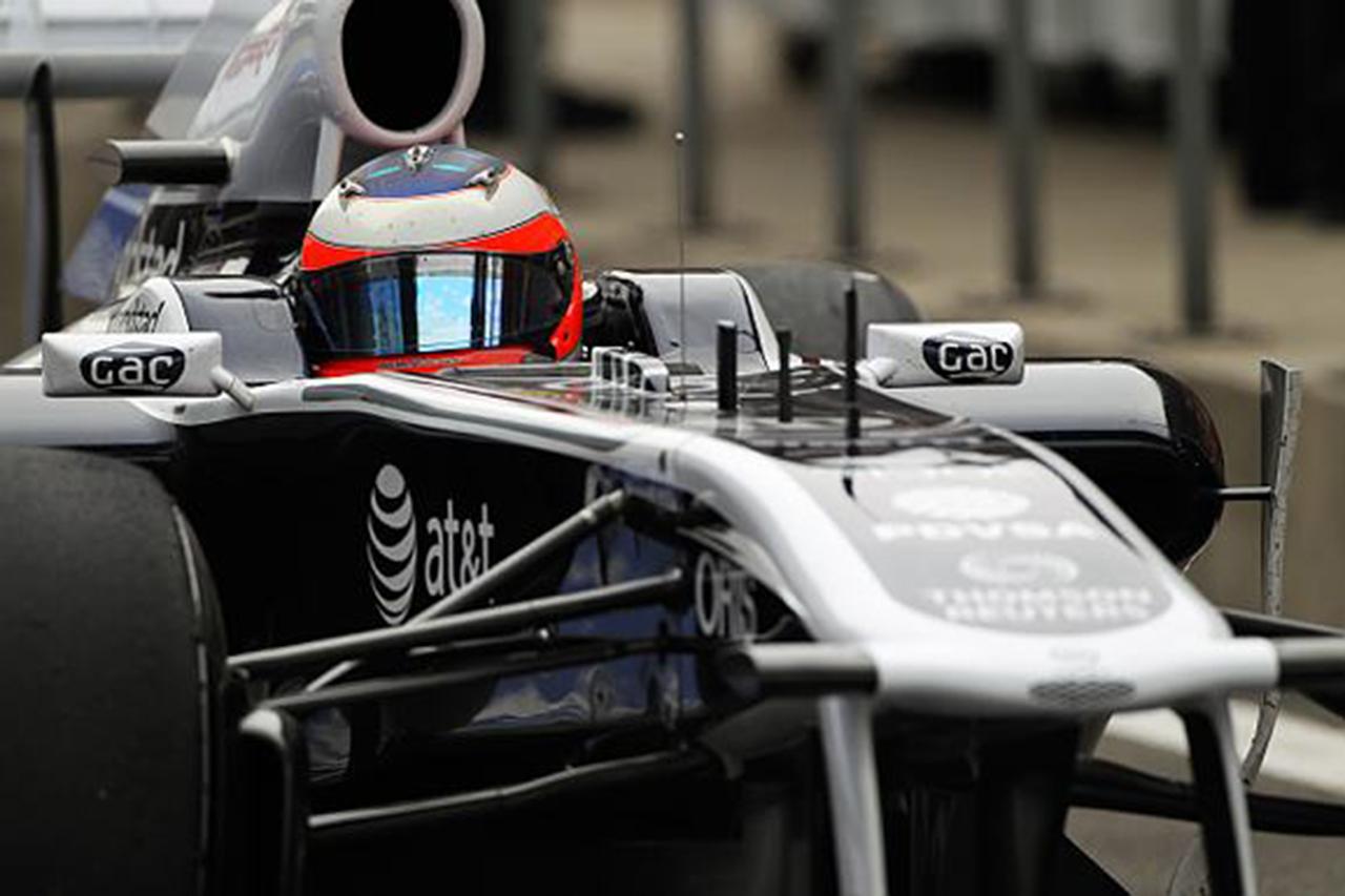 ウィリアムズ:ポイント獲得を目指す / F1中国GP 予選