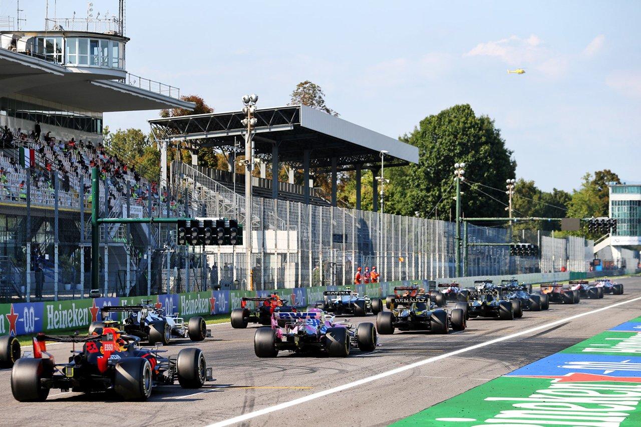 「F1イタリアGPの展開はリバースグリッドレース導入の意義を示した」とロス・ブラウン