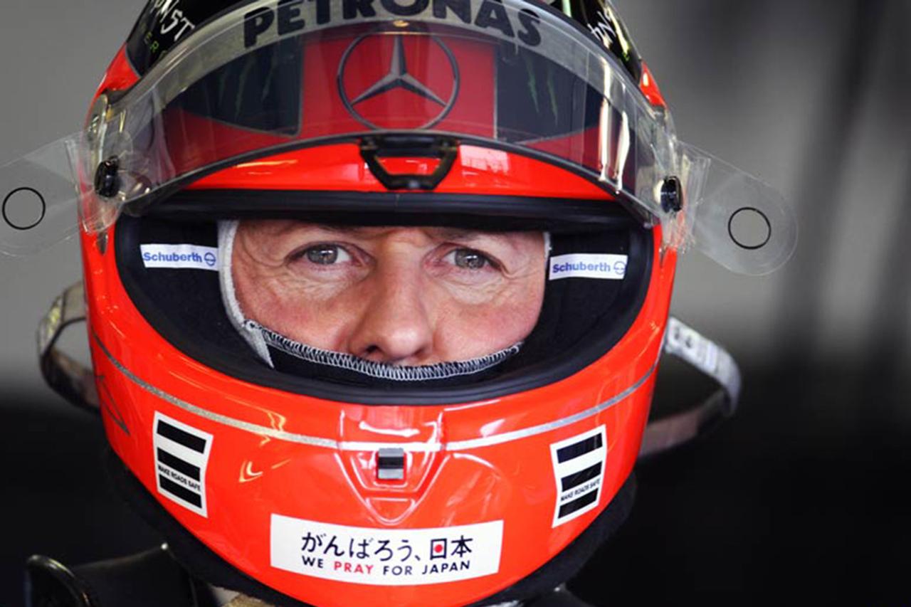 F1チーム&F1ドライバー、マシンやヘルメットに日本へのメッセージ