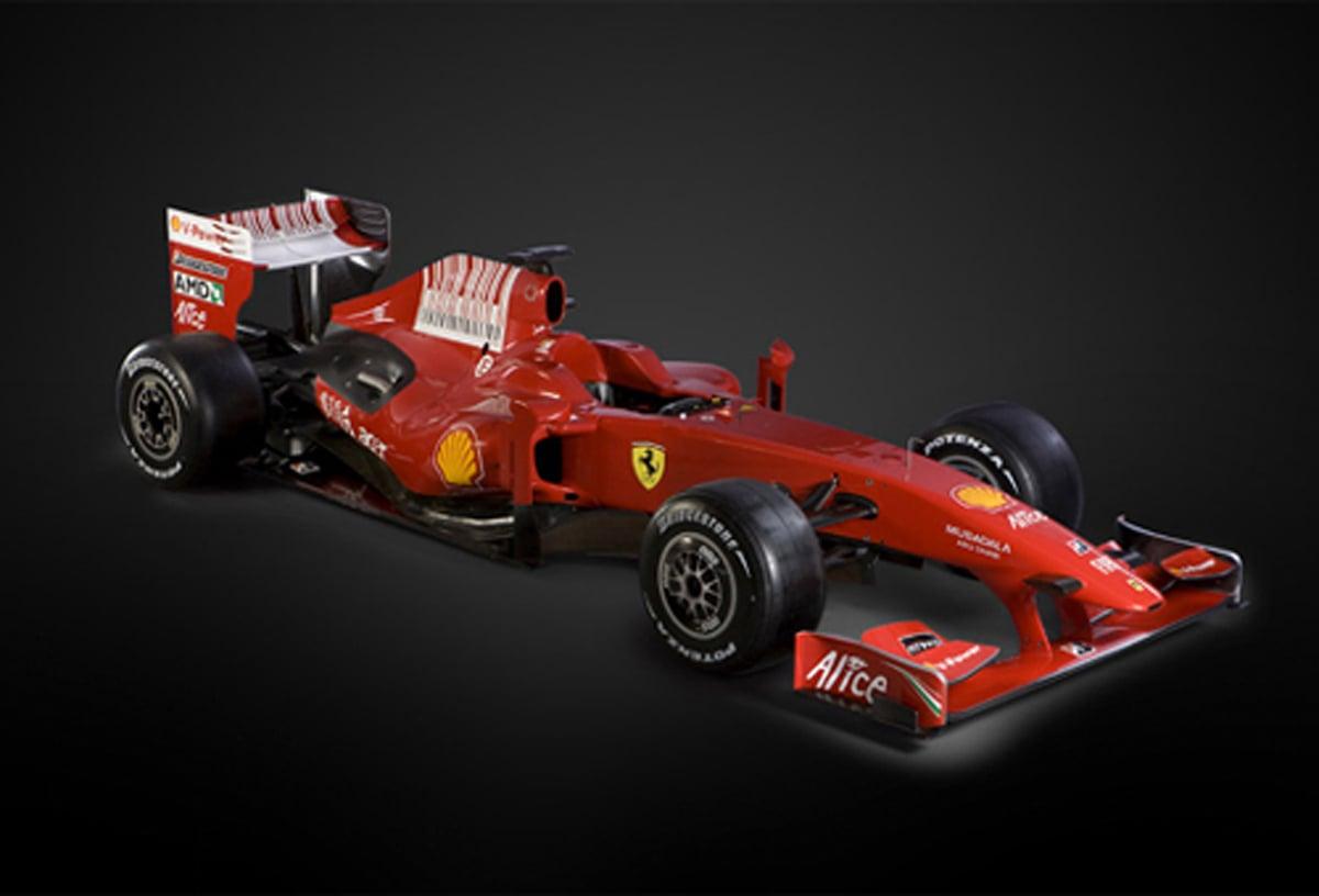 フェラーリ F60 【 F1-Gate.com 】