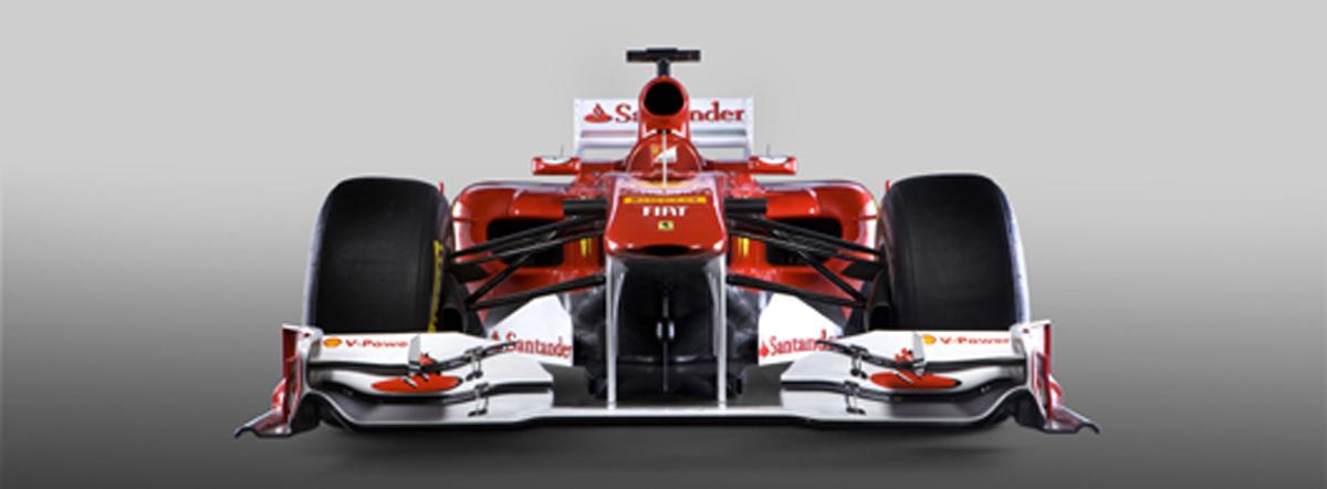 フェラーリ F150 (フロント)