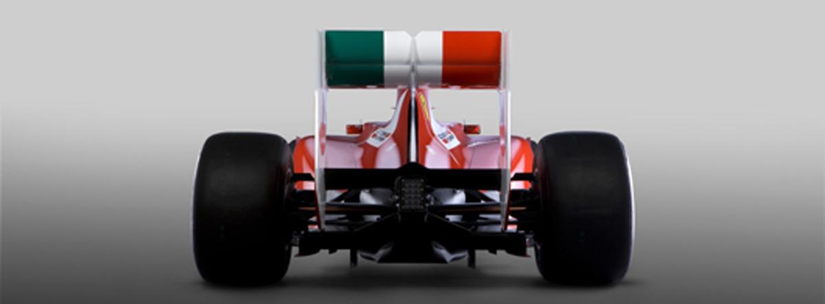 フェラーリ F150 (リア)