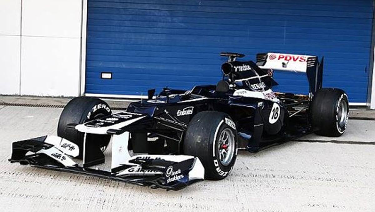 ウィリアムズ FW34