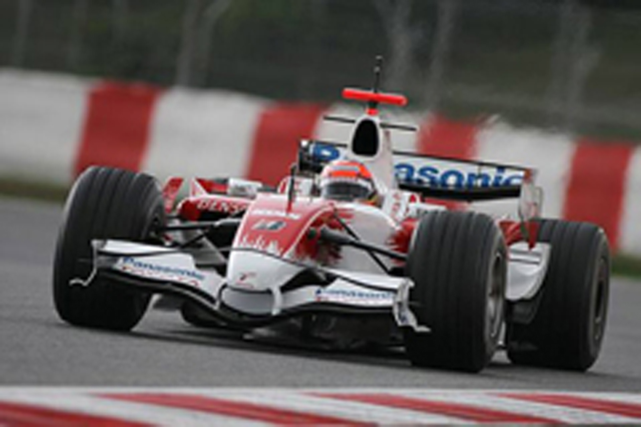F1 トヨタ