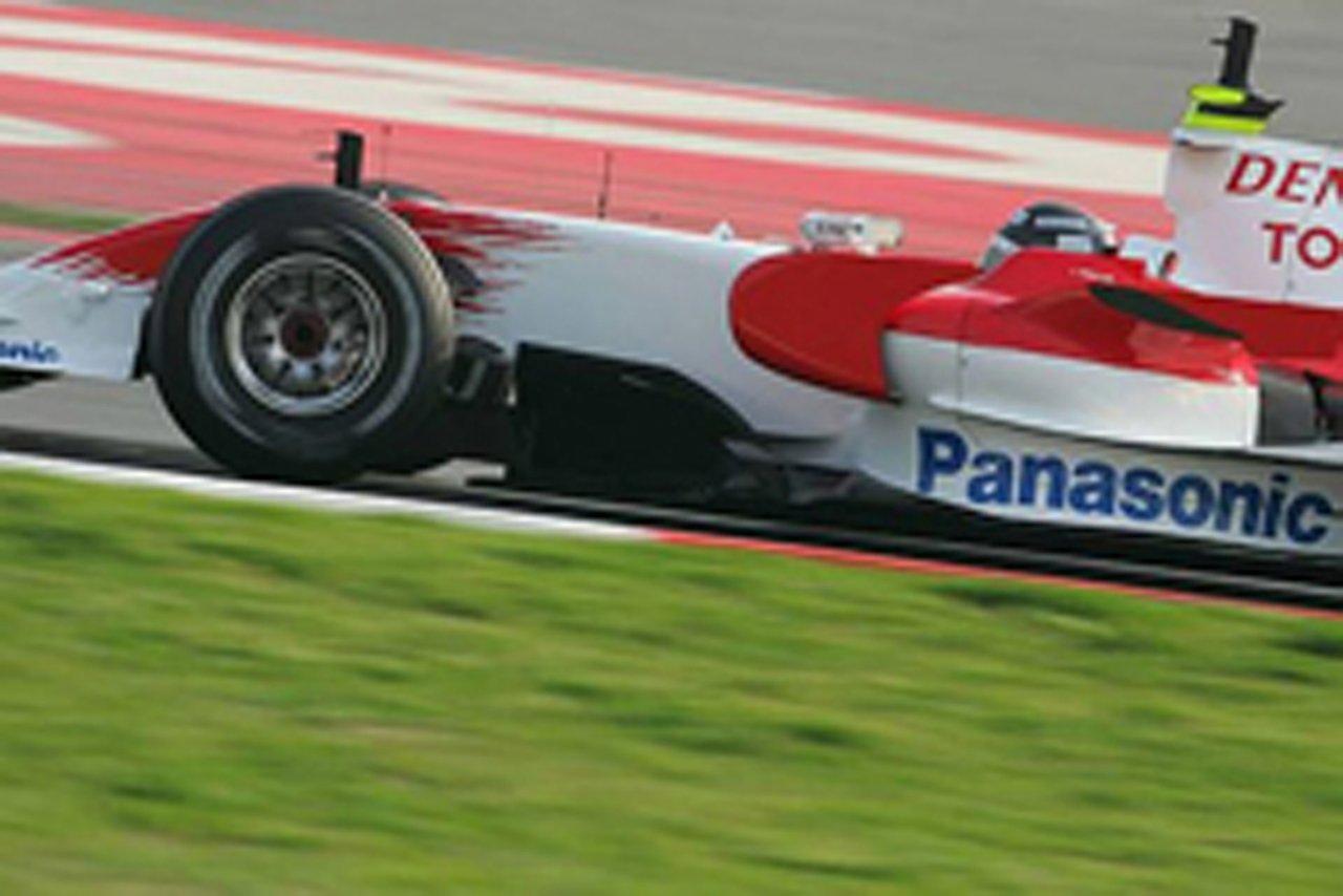 最終日にトップタイムを記録したトヨタのヤルノ・トゥルーリ