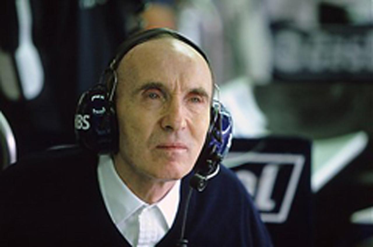 フランク・ウィリアムズ (A&Tウィリアムズ チーム代表)