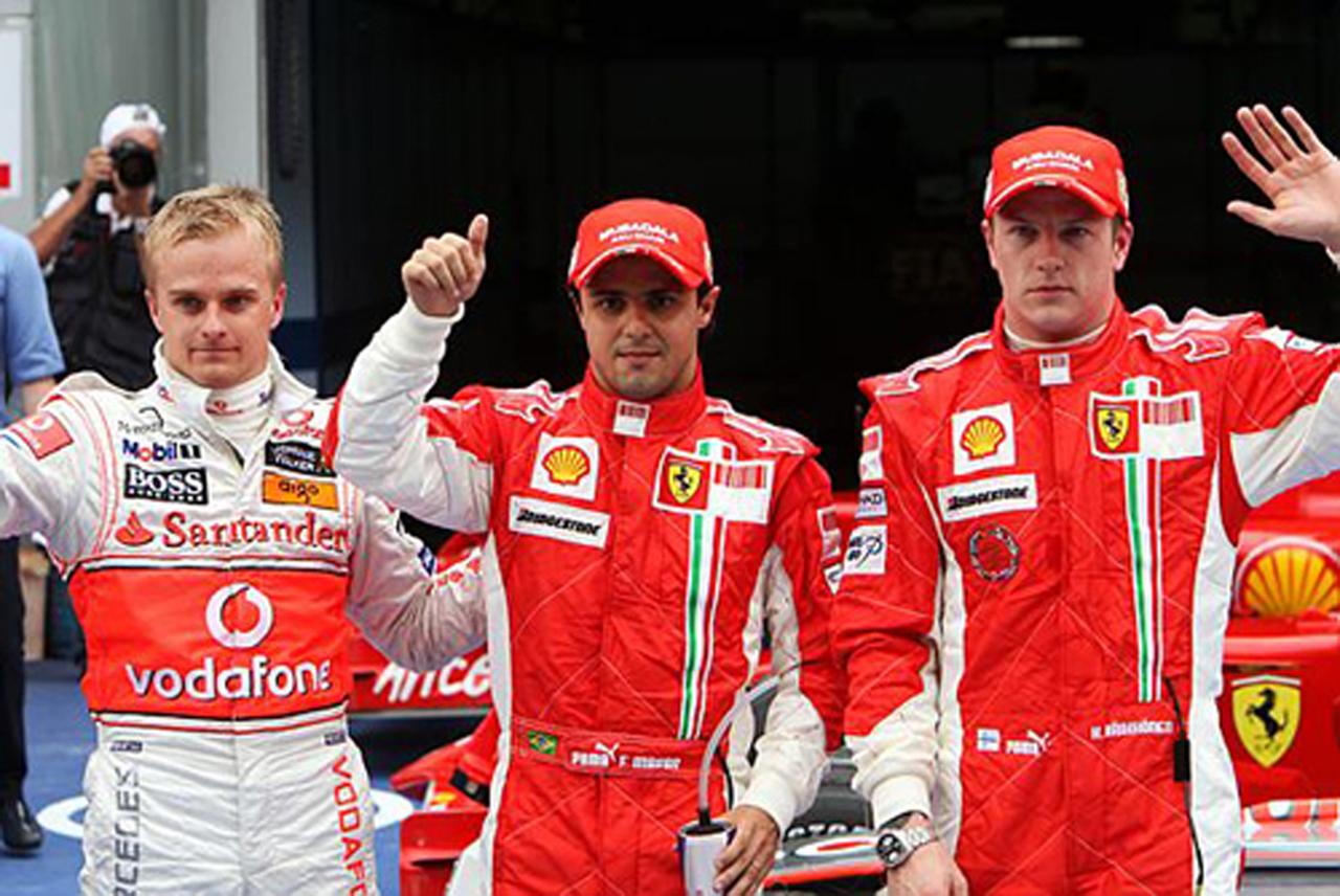 2008年 マレーシアGP予選 ドライバーコメント