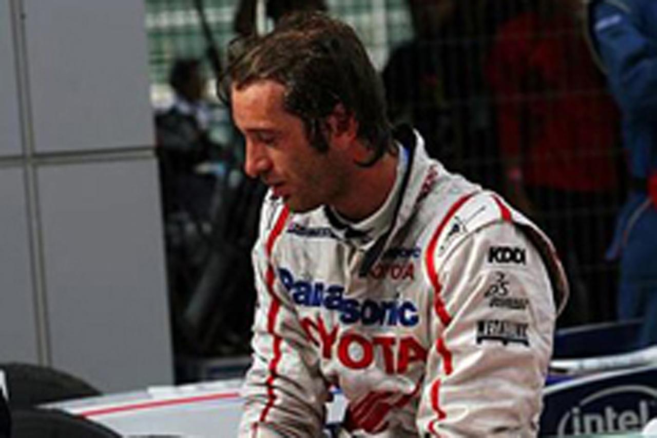 マレーシアで4位を獲得したヤルノ・トゥルーリ