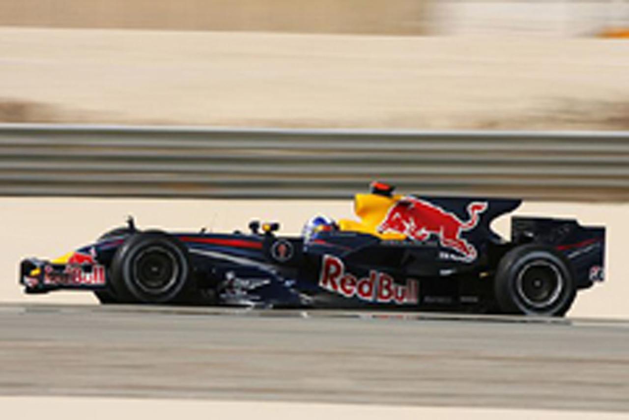 レッドブル F1 バーレーンGP初日(画像)