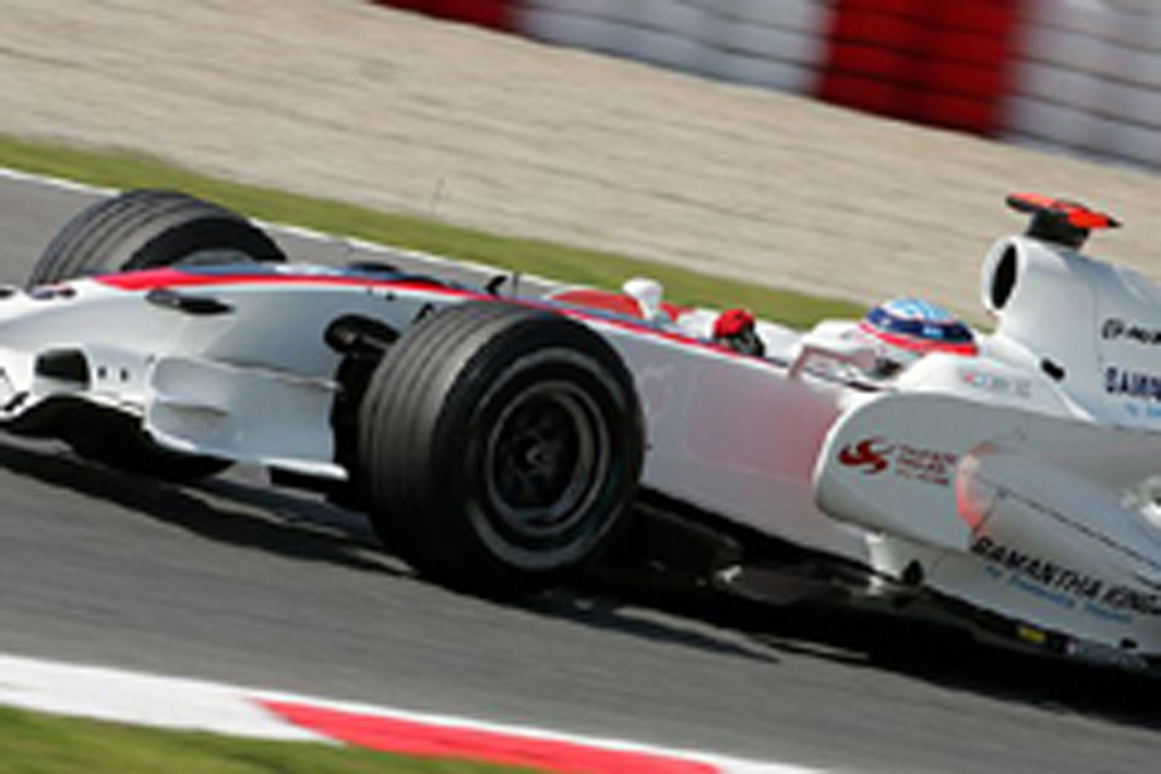 スペインGPへの出走を表明したスーパーアグリF1チーム(画像)