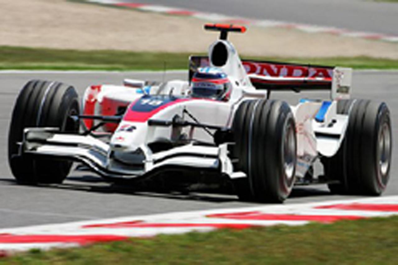 苦しい戦いが続くスーパーアグリ(スペインGP予選)