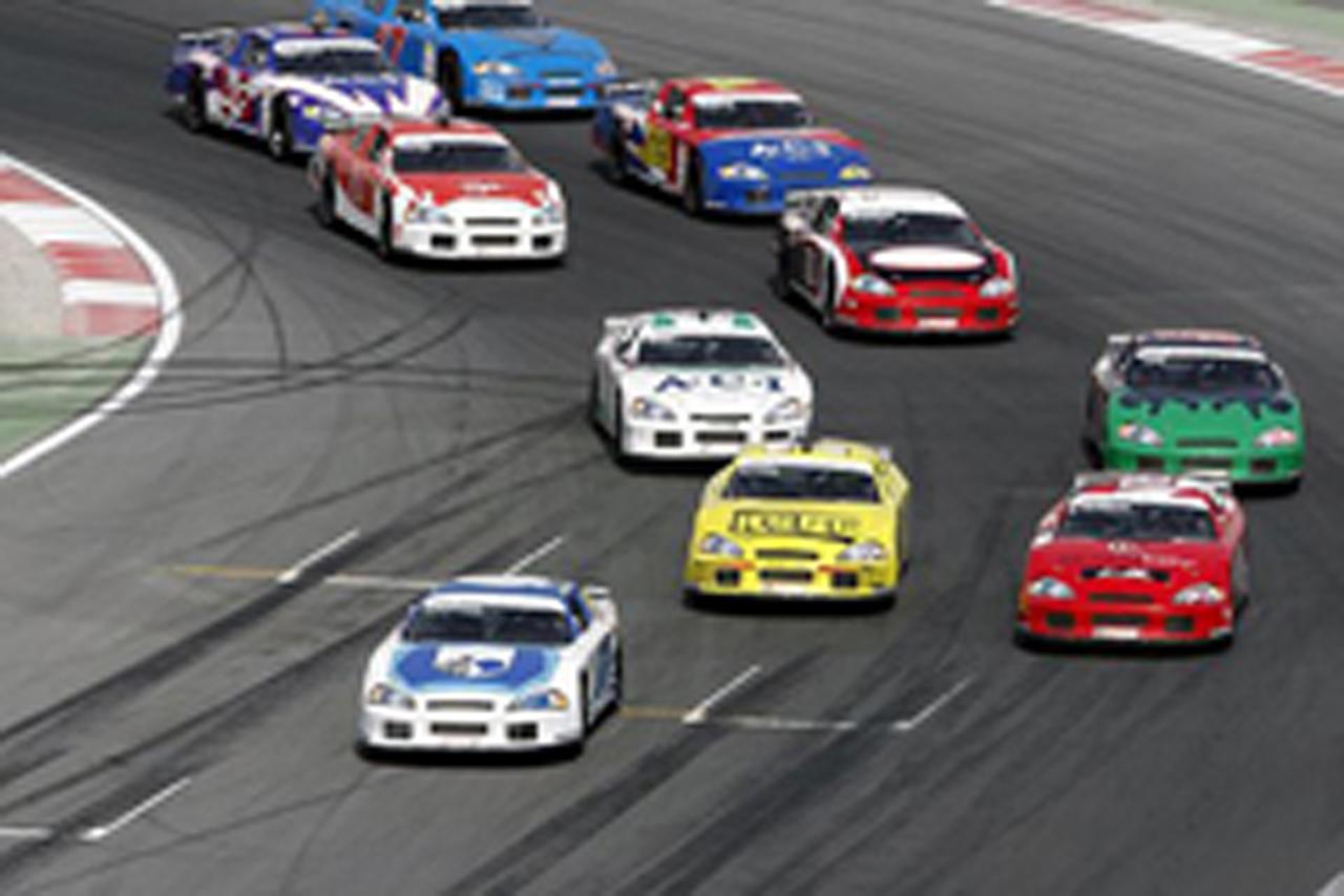 2008年F1日本GPのサポートレースとしての開催が決まったスピードカー(画像)