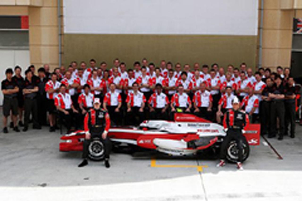 スーパーアグリ、F1撤退を発表