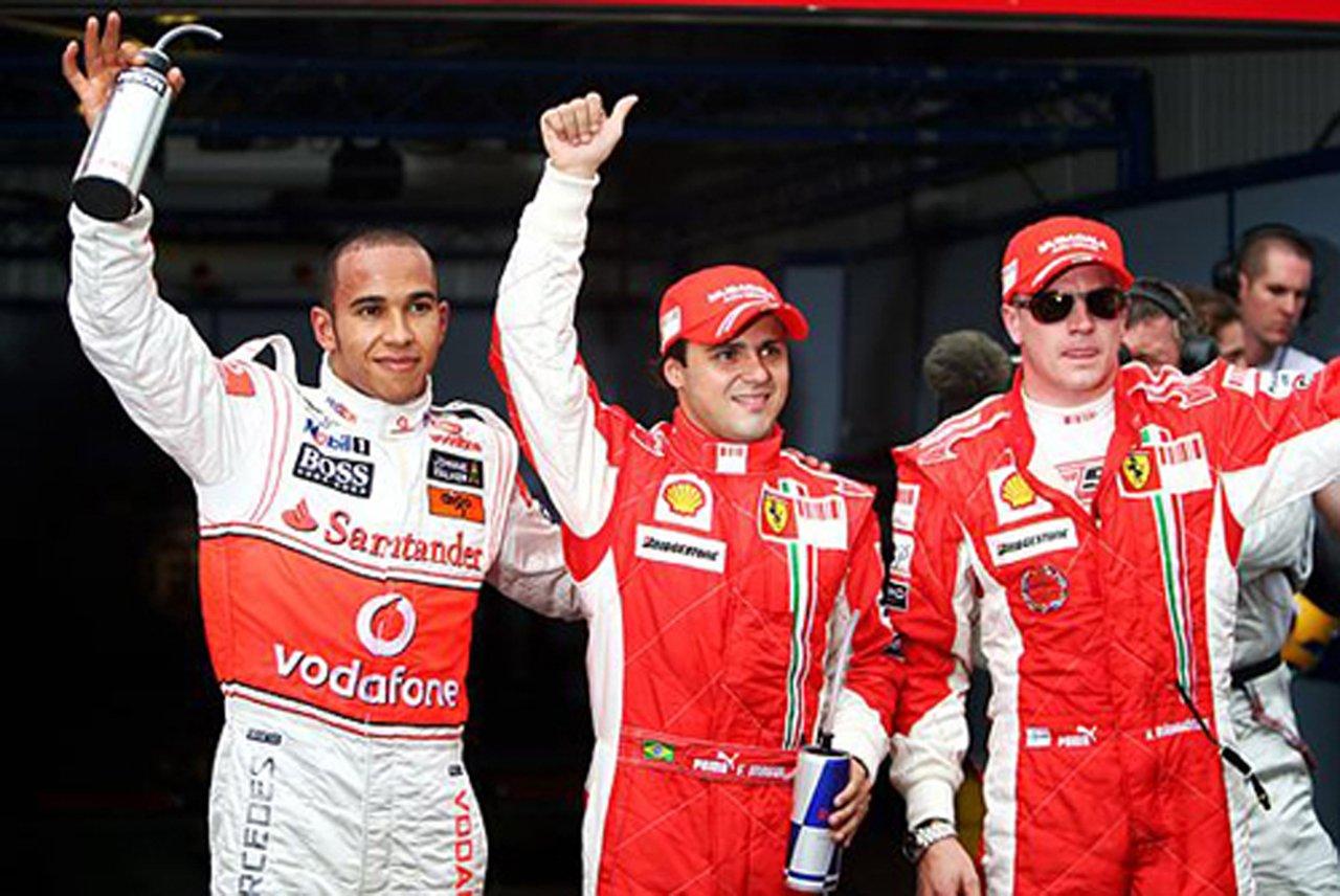 2008年 モナコGP予選 ドライバーコメント