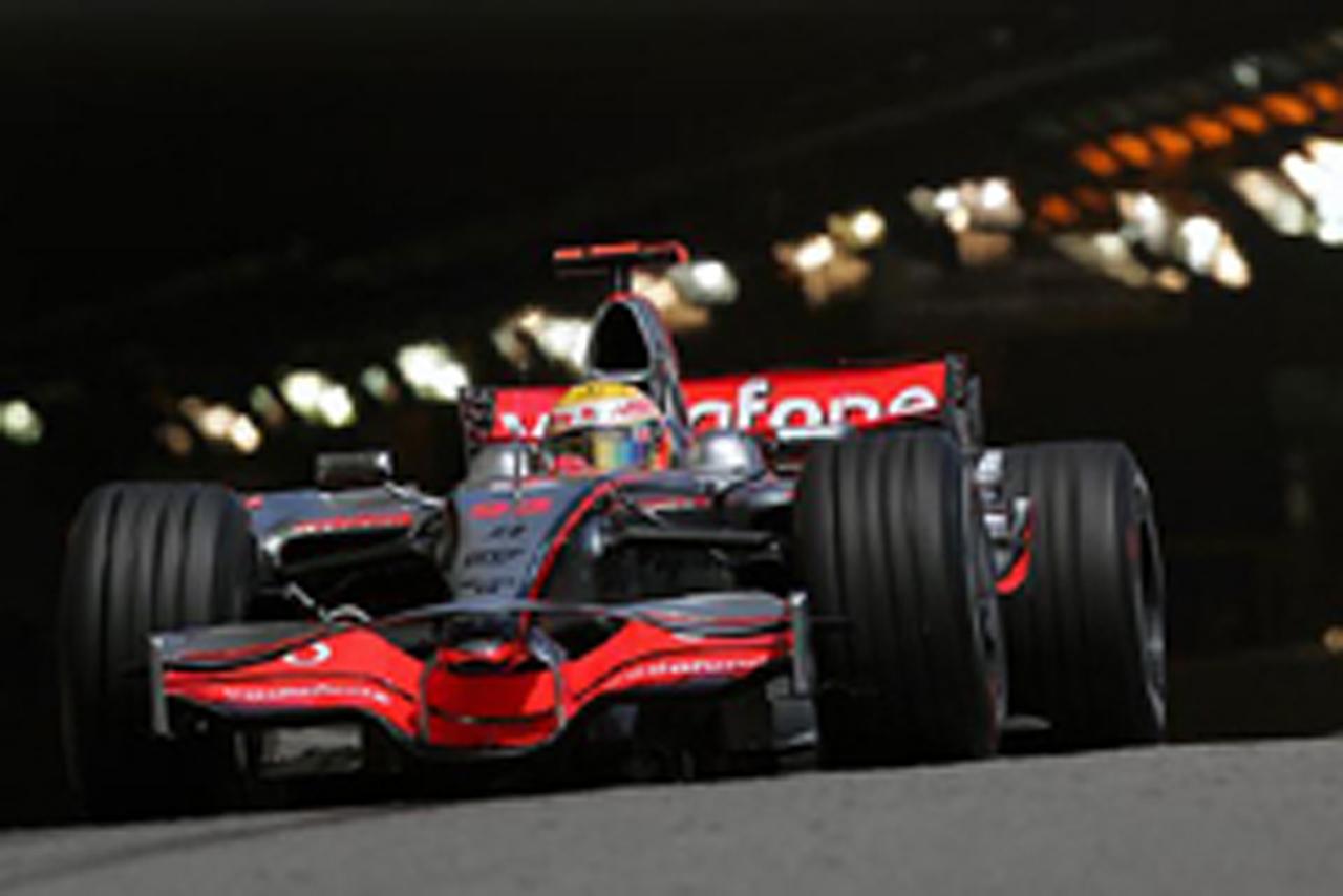 モナコGP ルイス・ハミルトンが優勝