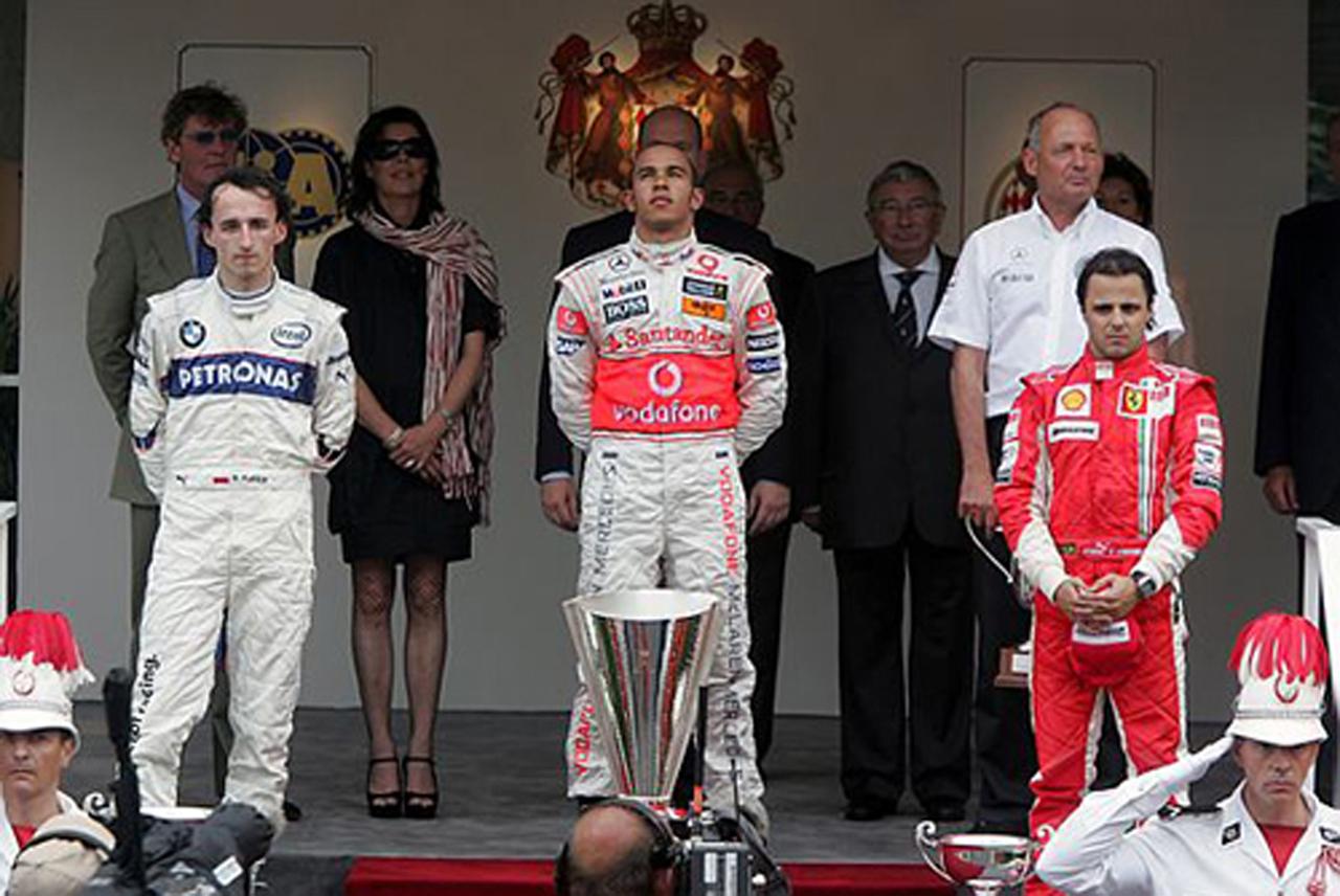 2008年 モナコGP決勝 ドライバーコメント