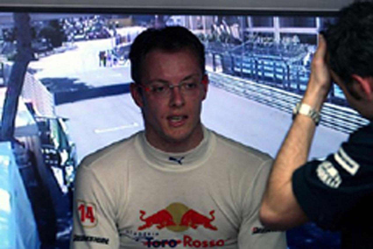 セバスチャン・ボーデ、「重要なのは一歩一歩進むこと」 【 F1-Gate.com 】