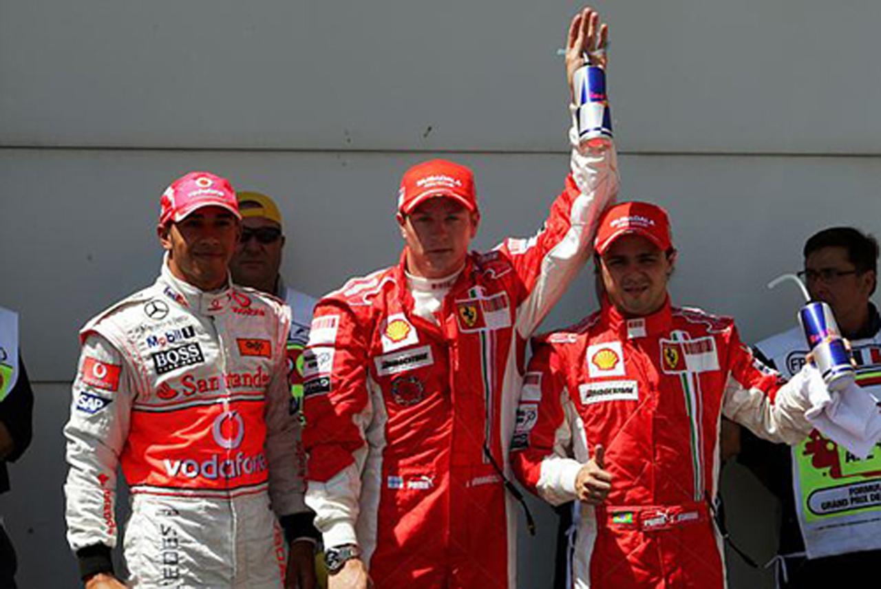 2008年 F1フランスGP予選 ドライバーコメント