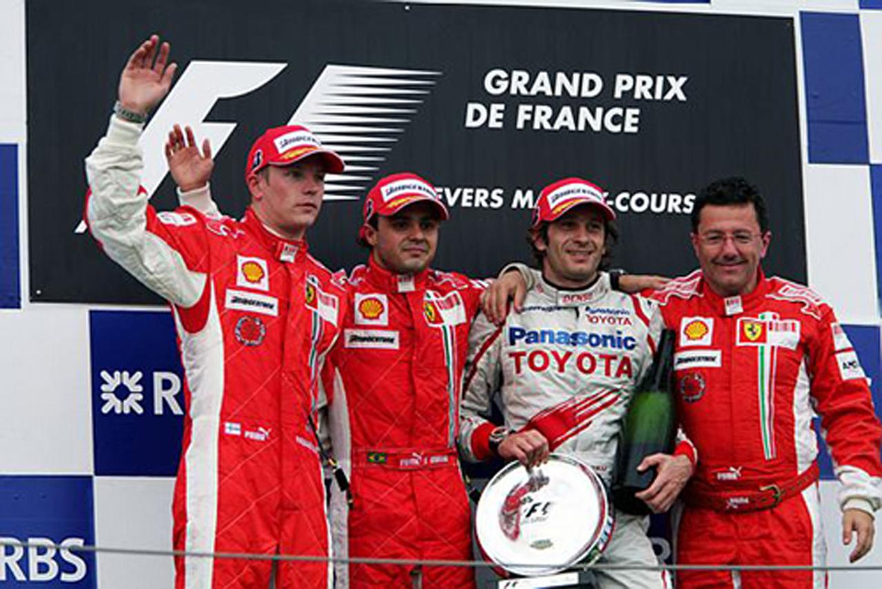 2008年 F1フランスGP決勝 ドライバーコメント