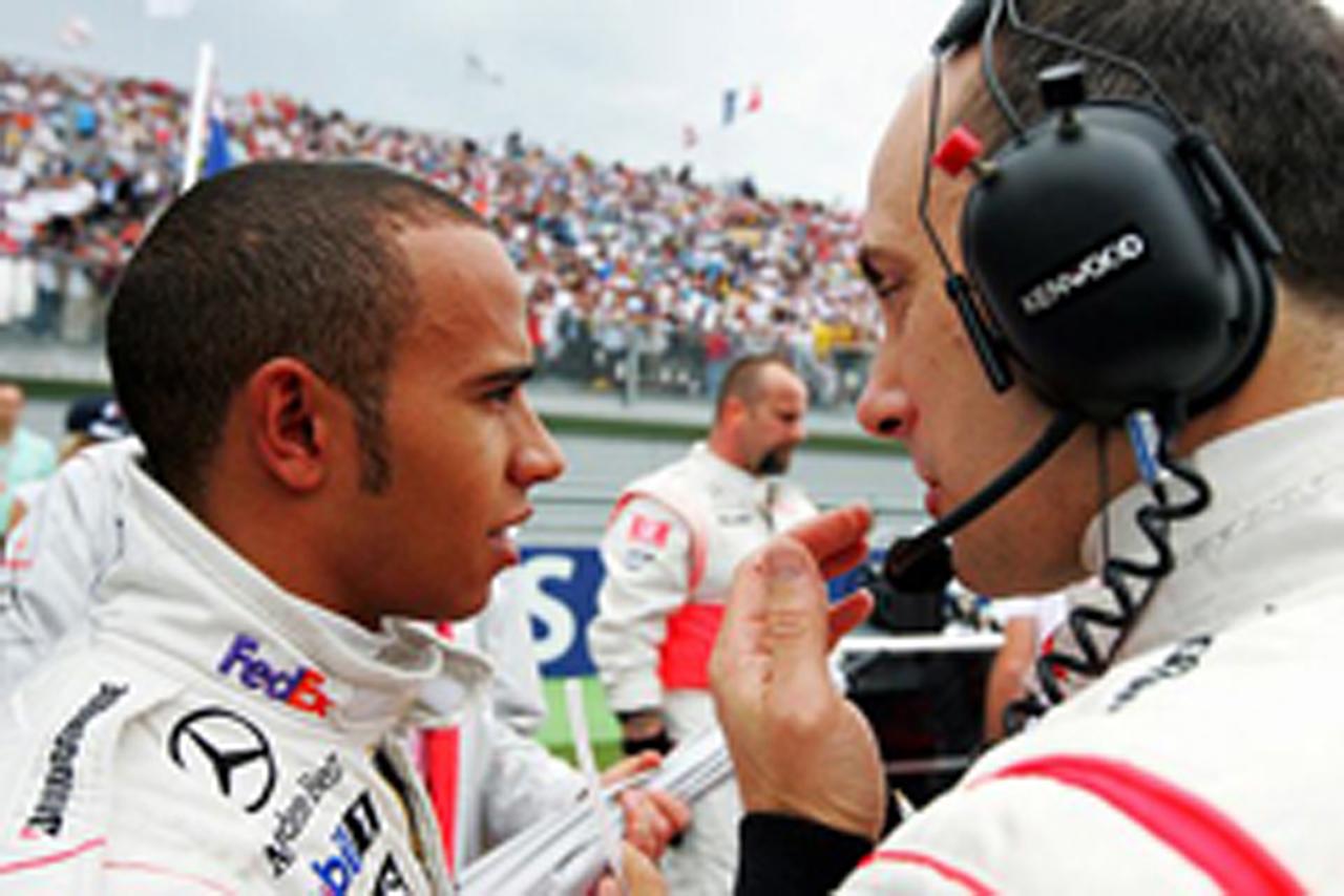 ルイス・ハミルトン(フランスGP)