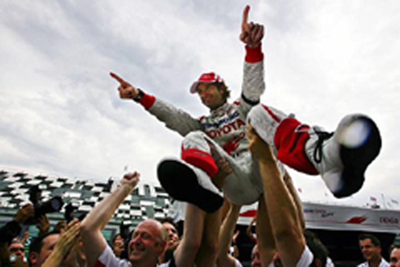 トヨタに2年ぶりの表彰台をもたらしたヤルノ・トゥルーリ(フランスGP)
