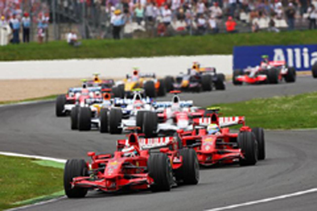 2009年F1スケジュール