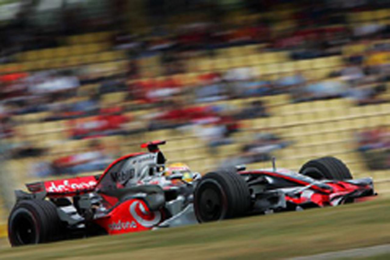 F1ドイツGP予選