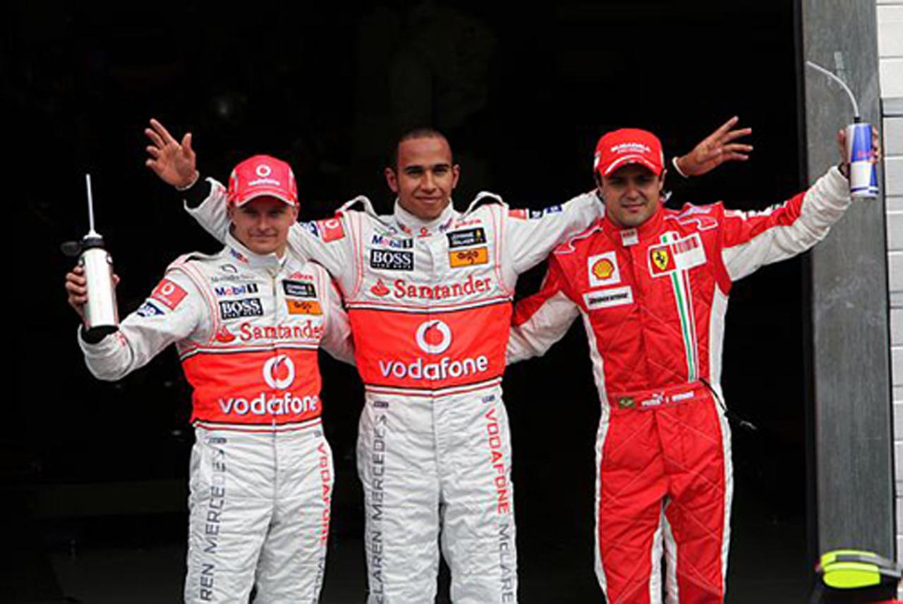 2008年 F1ドイツGP予選 ドライバーコメント