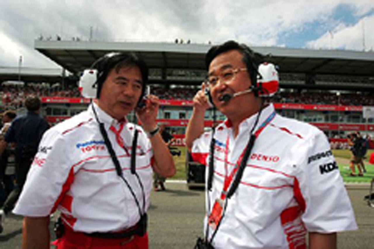 ティモ・グロックのクラッシュを説明したトヨタF1チーム