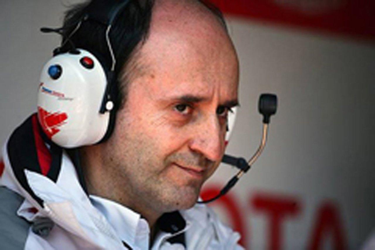 ルカ・マルモリーニ(トヨタF1チーム)