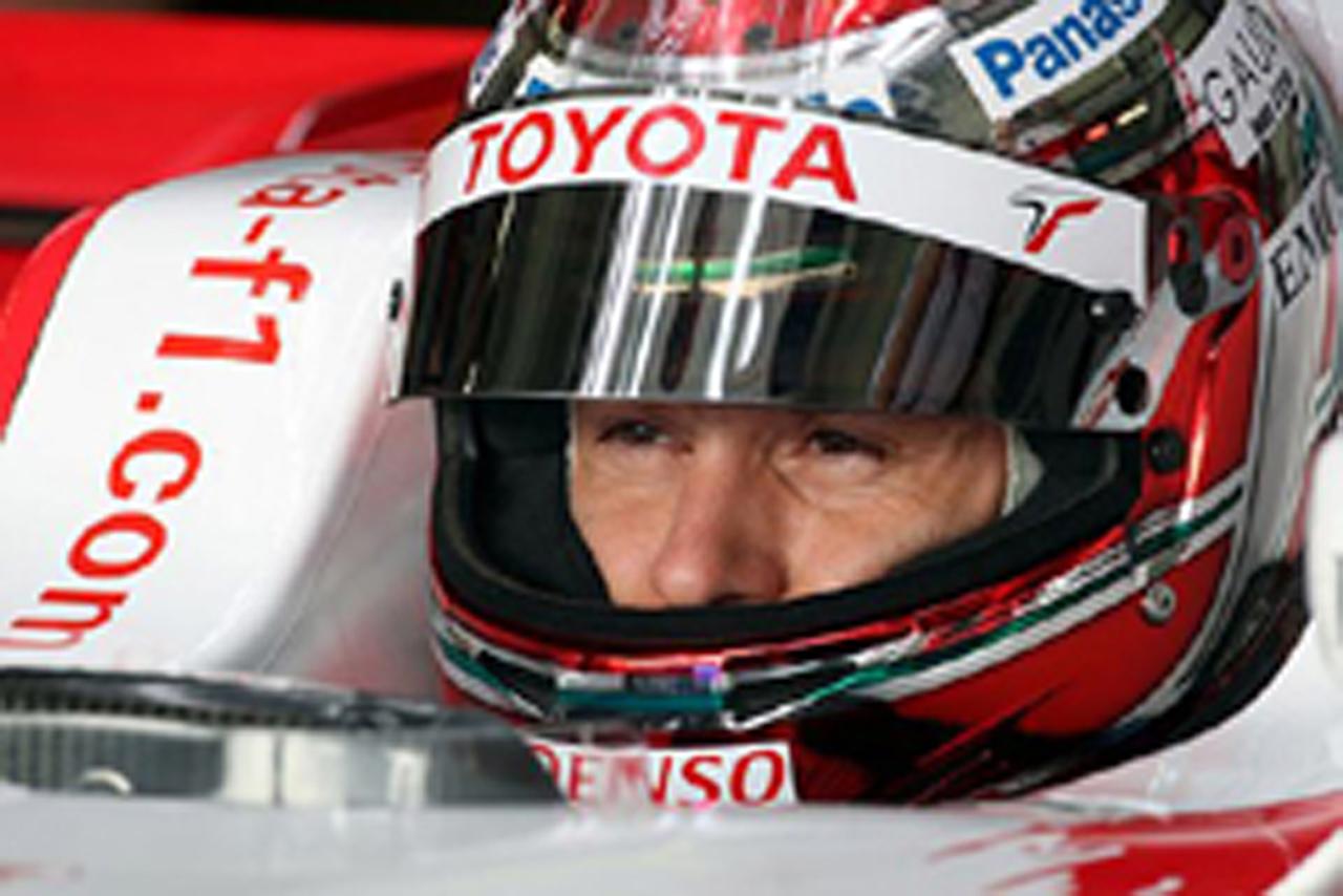 ヤルノ・トゥルーリ(トヨタF1チーム)