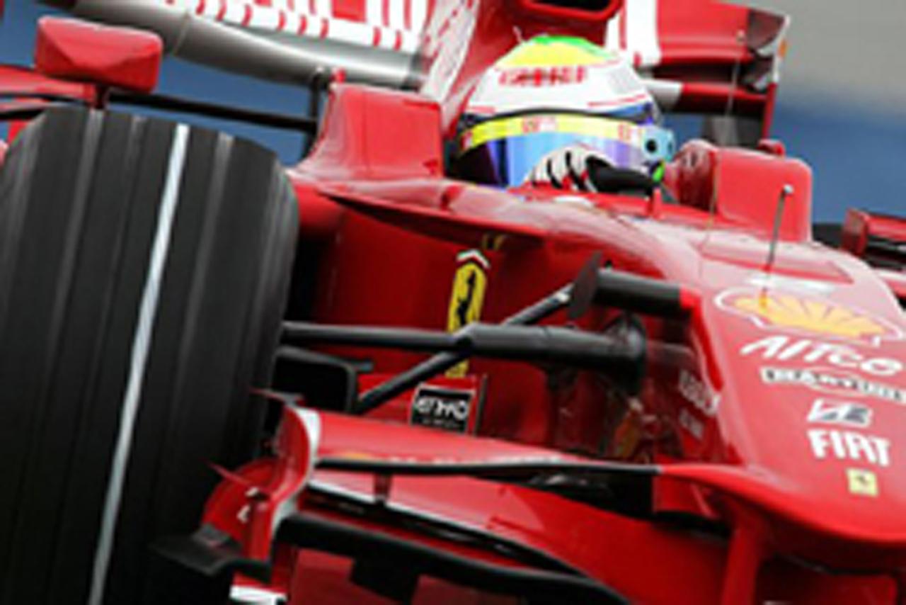 フェリペ・マッサがポールポジション(ヨーロッパGP予選)