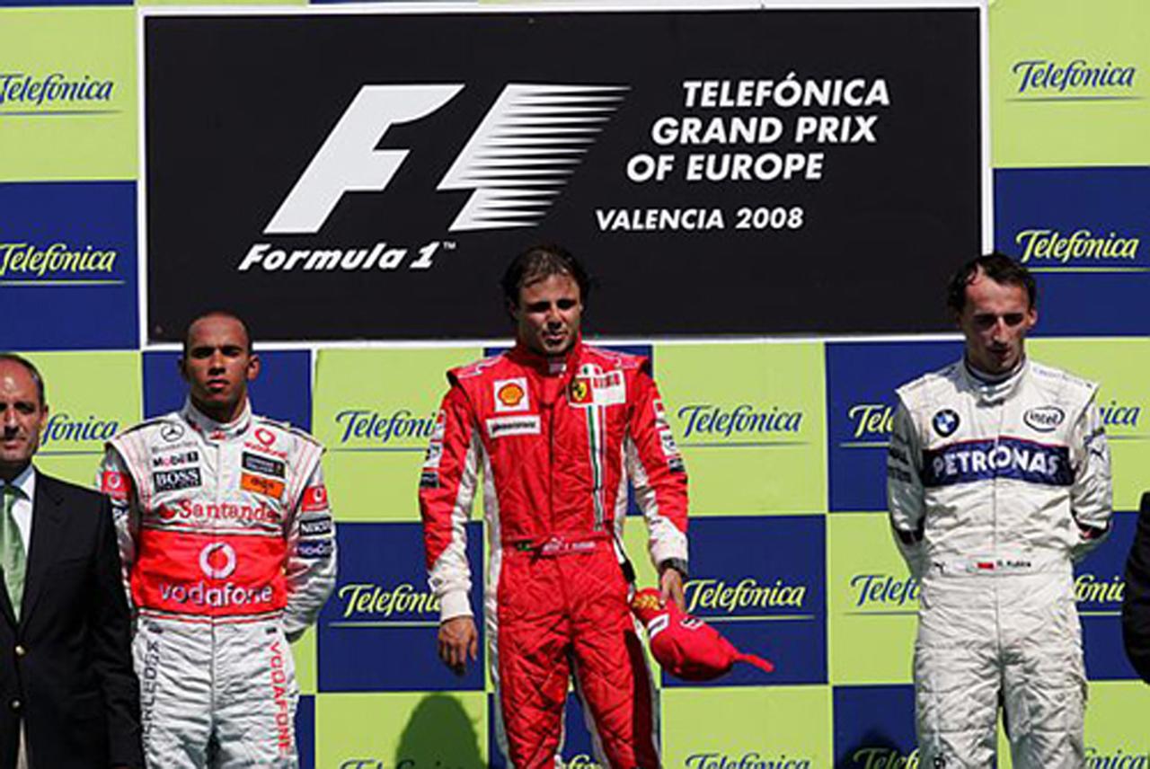 F1ヨーロッパGP決勝 ドライバーコメント