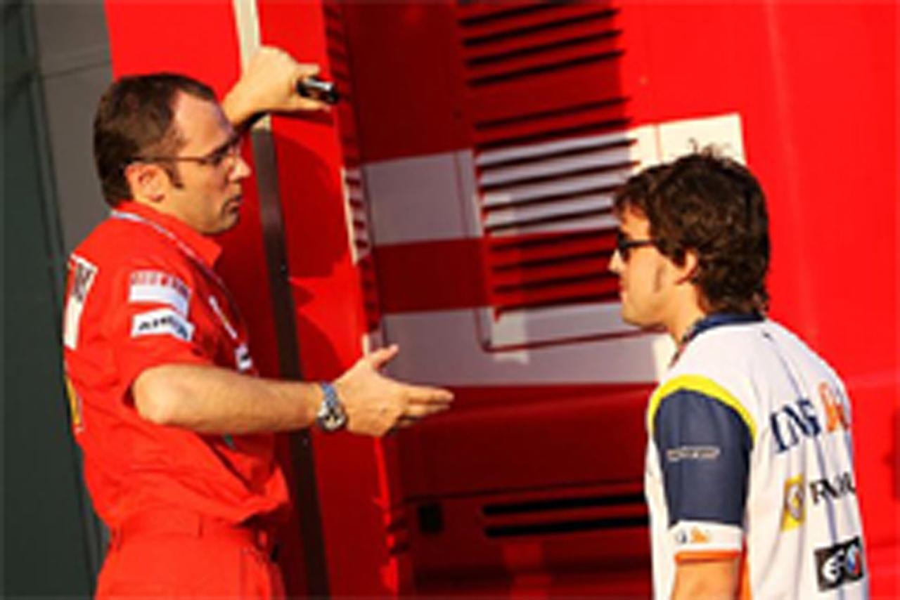 フェラーリ移籍をあきらめていないフフェルナンド・アロンソ