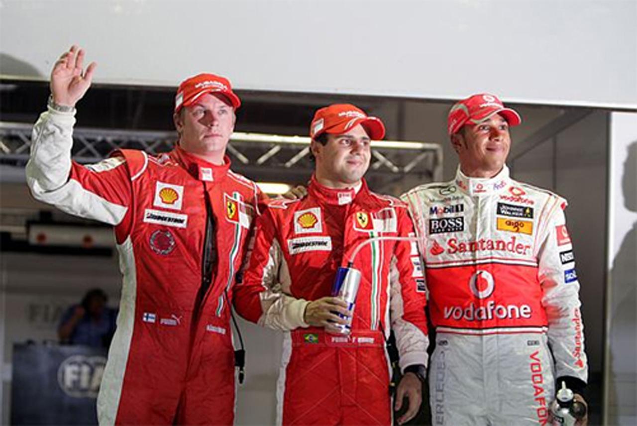 F1 シンガポールGP予選 ドライバーコメント