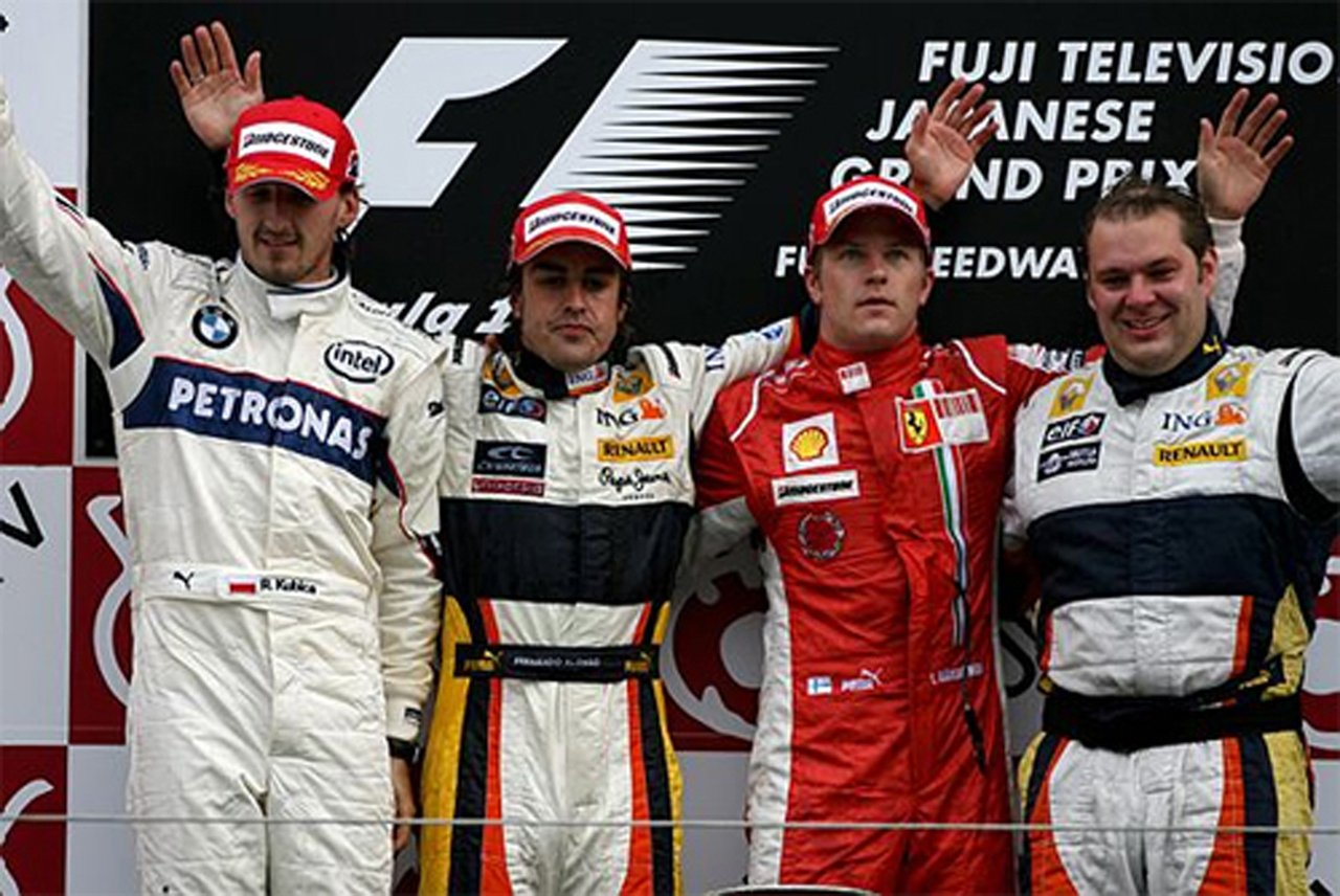 F1 日本GP決勝 ドライバーコメント