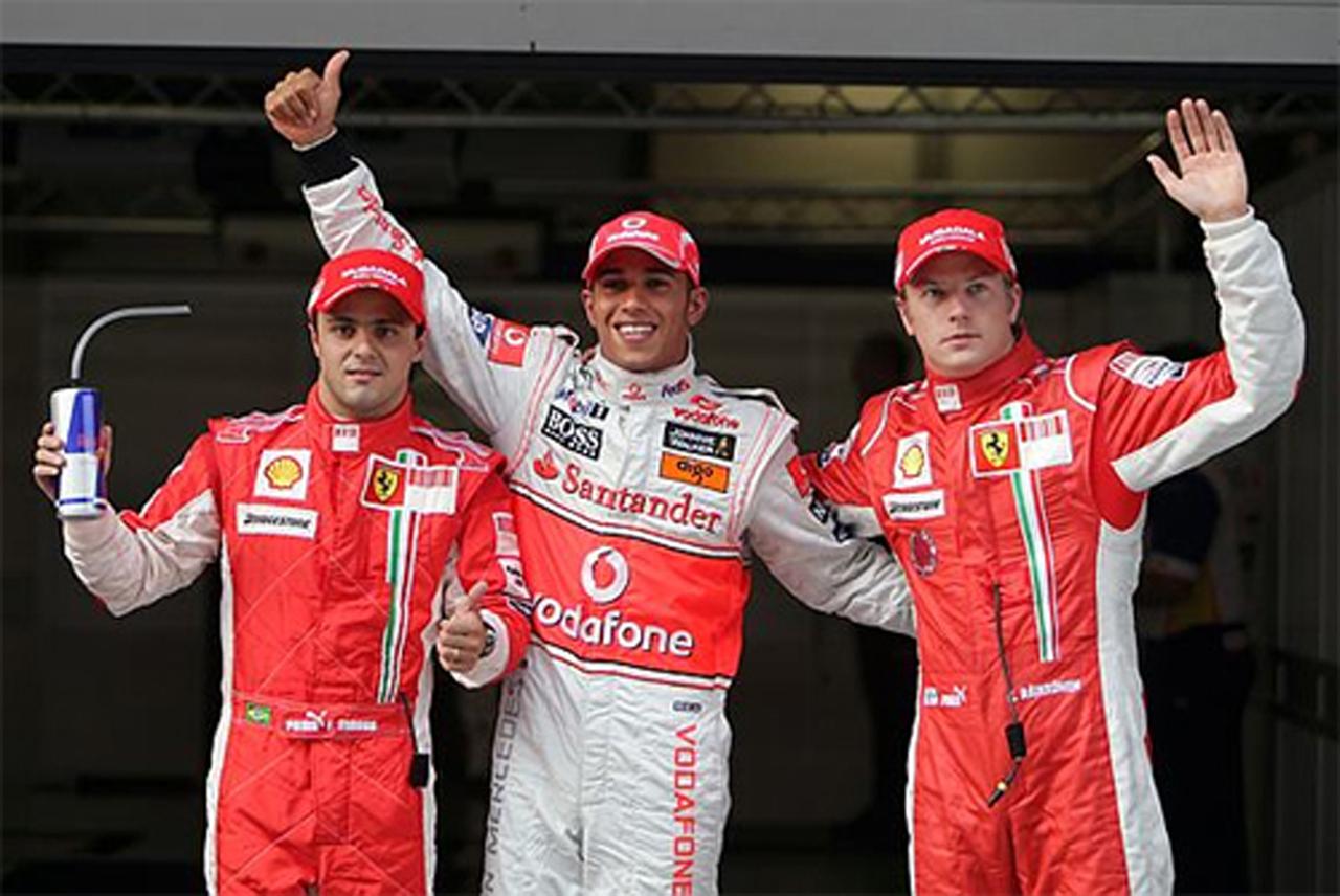 F1 中国GP 予選 ドライバーコメント