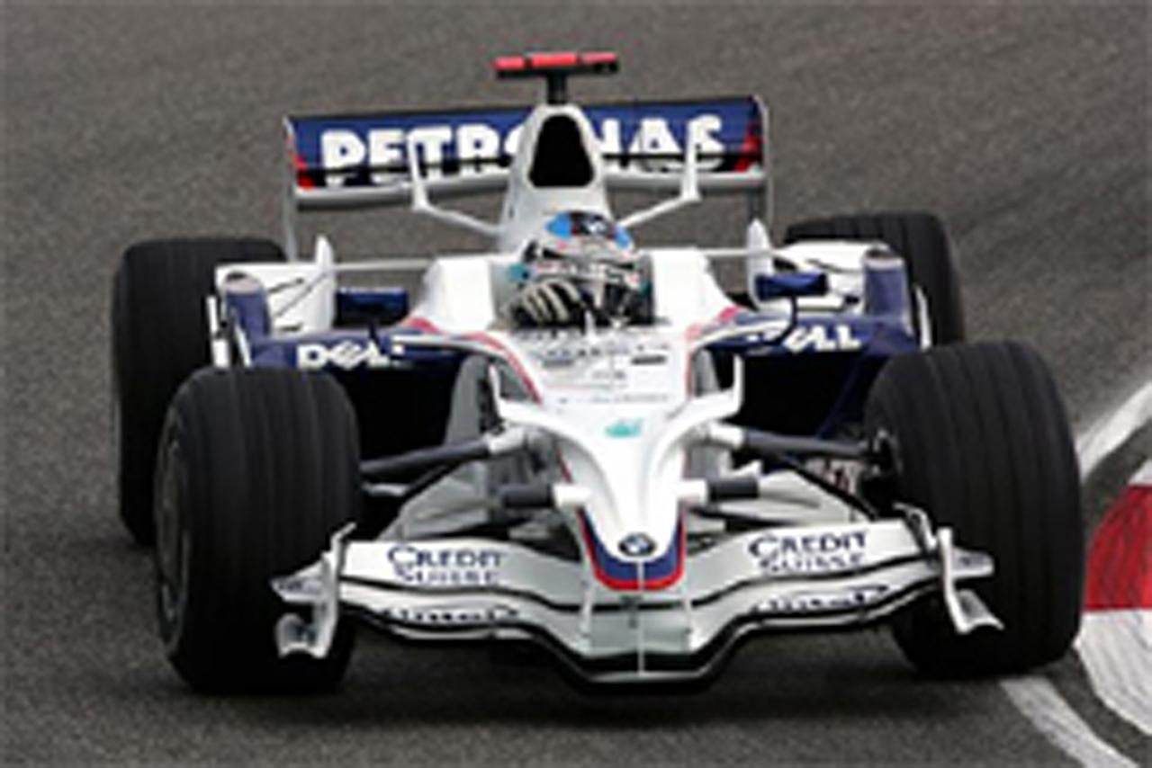 F1 中国GP ニック・ハイドフェルド