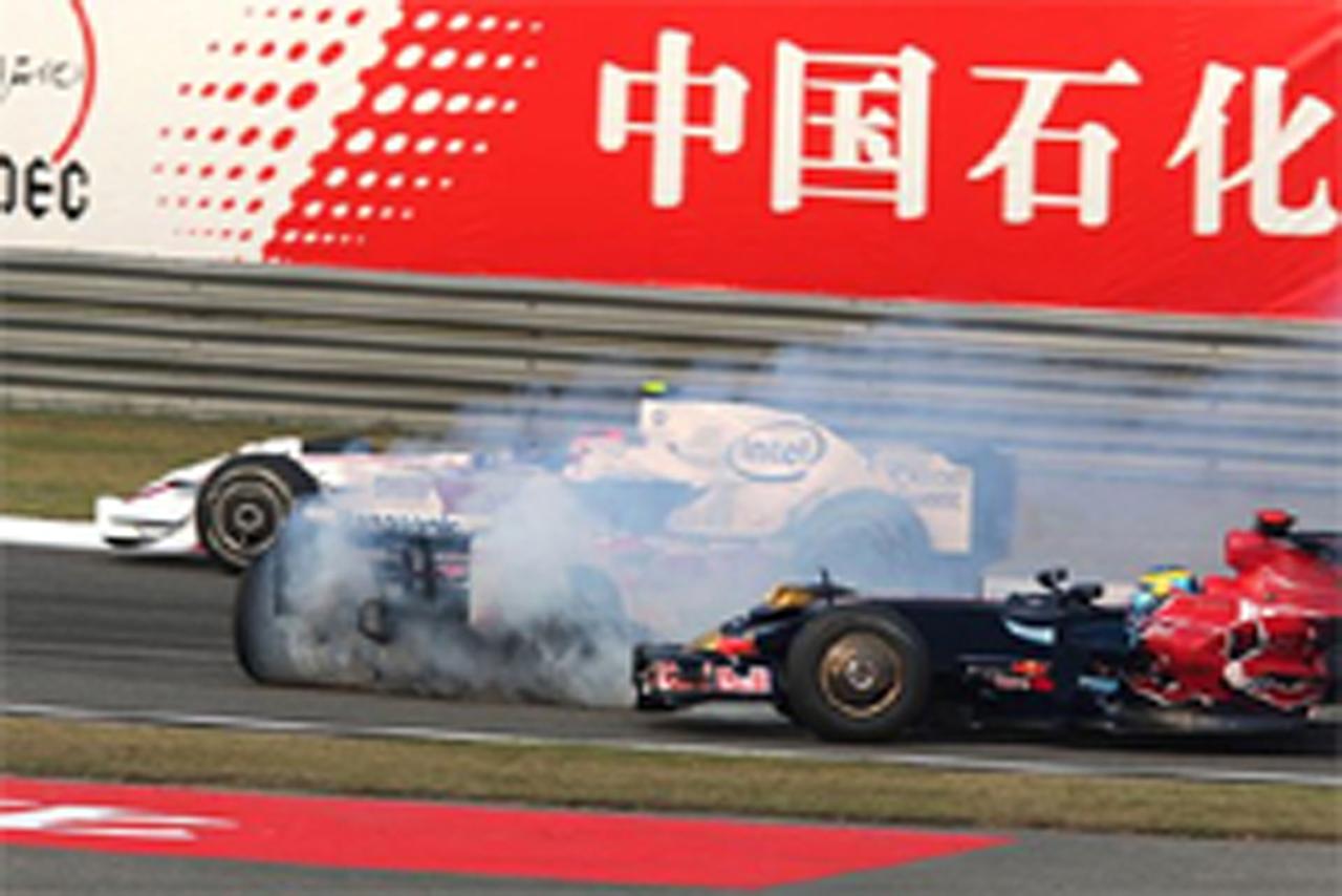 トヨタ F1 中国GP