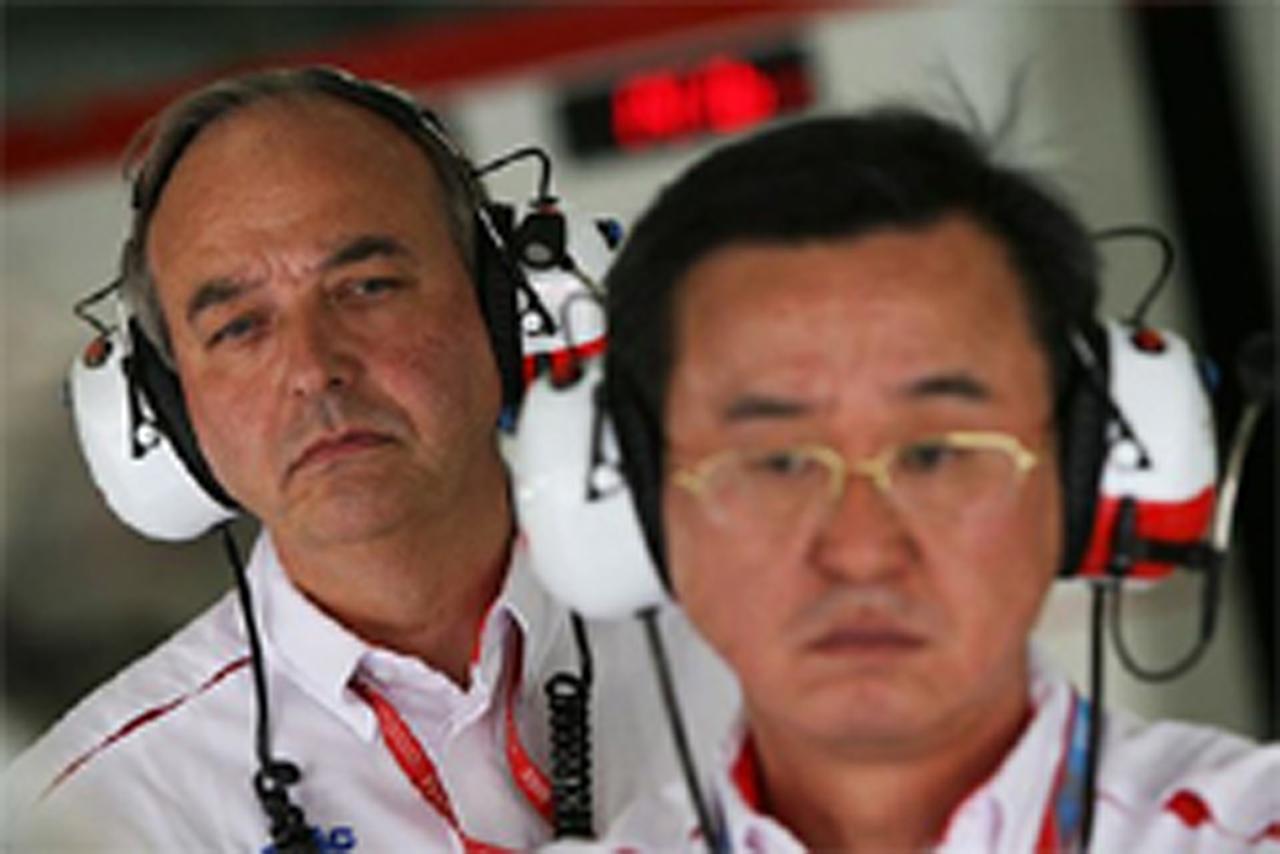 トヨタ F1撤退 可能性