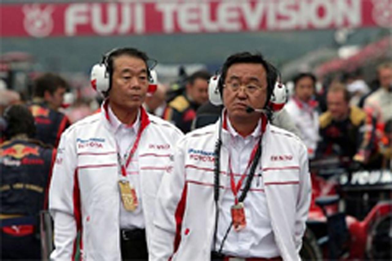 トヨタ F1撤退を検討か